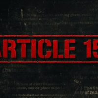 Article 15: A crime thriller that reveals the ugly caste system in India