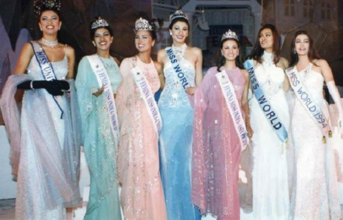 Beauty Pageant Winners Indians