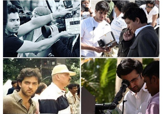 Bollywood Actors as Assistant Directors