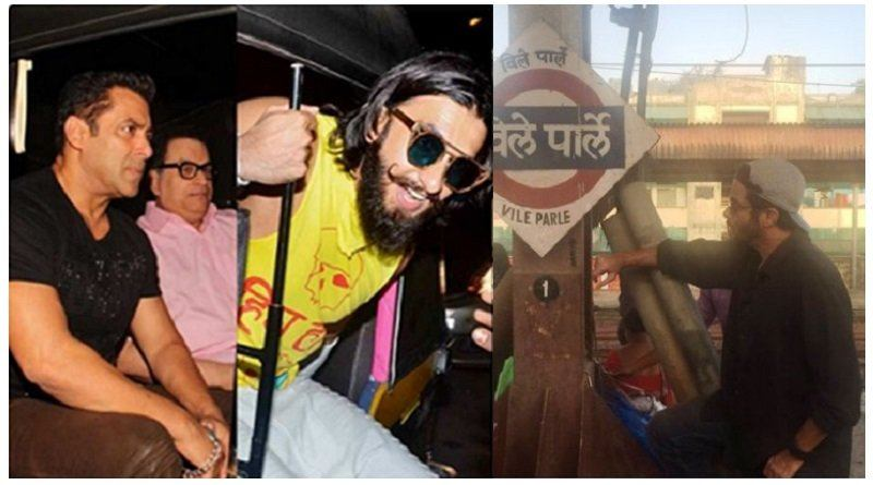 Top 10 Bollywod Celebs Who Got Practical, Travelled in Economy Class, Metros & Trains Like the Common Man