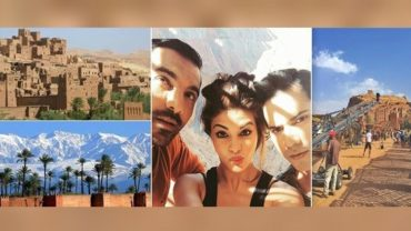 Bollywood in Morocco