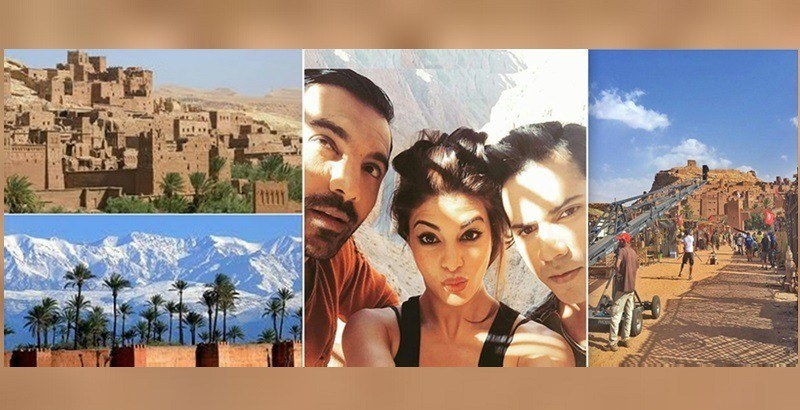 Bollywood Movies Shot in Morocco, Among the Most Sought after Filming Locations in the World
