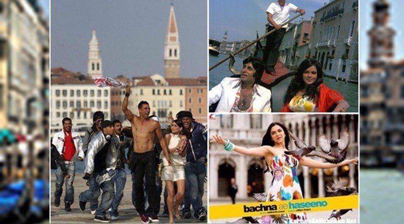 bollywood in venice