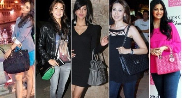 bollywood stars luxury bags