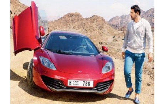 bollywood super cars