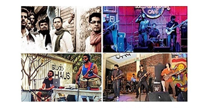 Hindi alternative rock bands