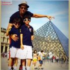 Hrithik Roshan Holidays With Sons