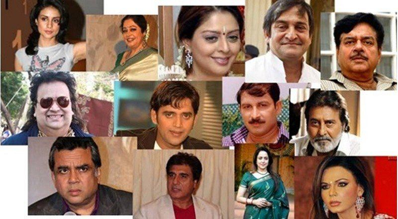 Bollywood Celebs in politics: Latest updates and trivia