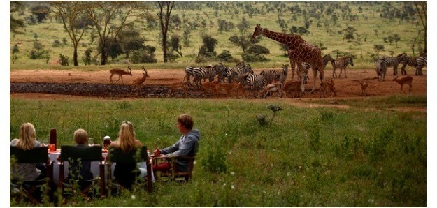 Bollywood in Kenya, home to deserts, colourful tribal culture, & exciting wildlife attractions