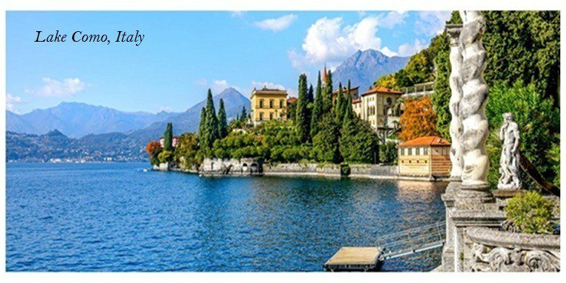 Lake Como is the Wedding Destination of India's Rich & Famous