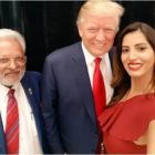 Manasvi Mamgai: Bollywood's connection to Trump