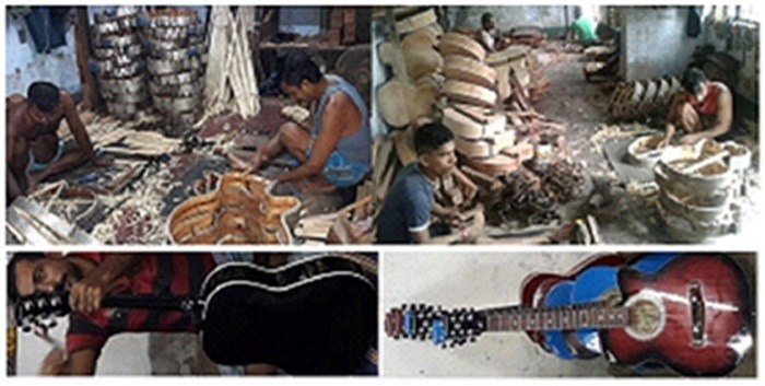 music artisans in India