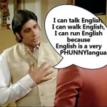 Here's why Hindi films' love to use the funny language English