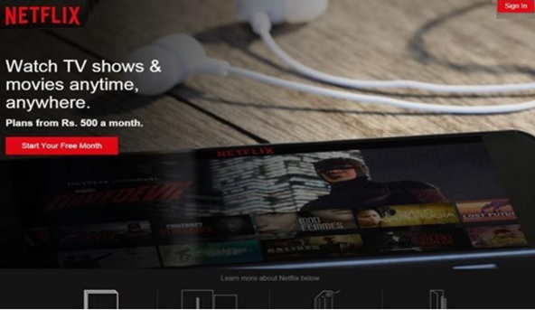 Amazon launches on-demand (Prime) video streaming services in India