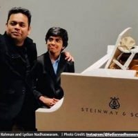 AR Rahman wants young Lydian to become India's Lang Lang