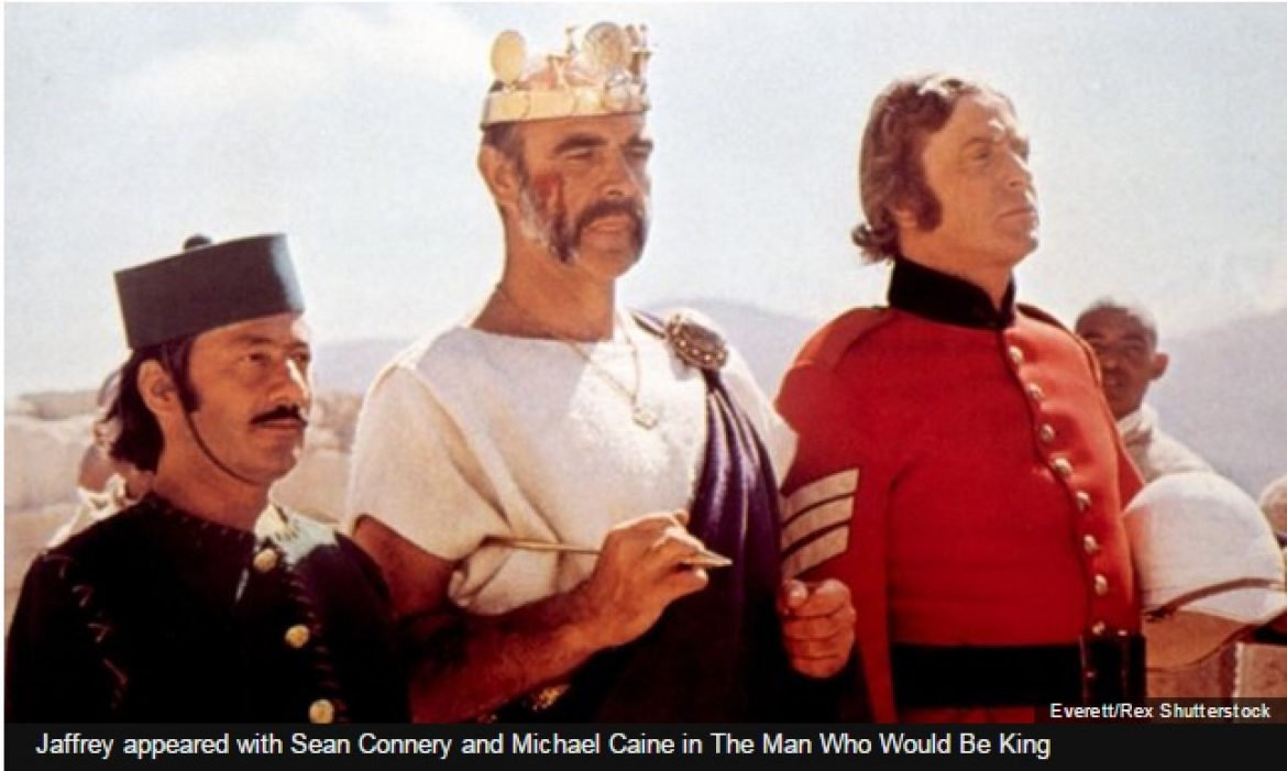 saeed jaffrey and sean connery