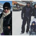 Kareena Kapoor Khan with hubby Saif and baby Taimur, holidaying in Gstaad
