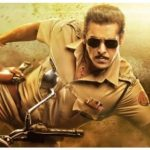 Salman Khan as Chulbul Pandey in Dabangg