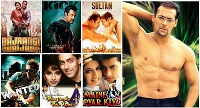 salman khan hit movies