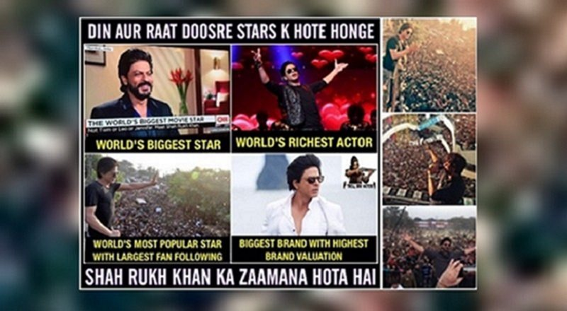 20 Reasons Why Shah Rukh Khan is Still the Baadshah (King) of Bollywood