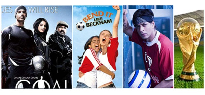 Bollywood and football / Soccer