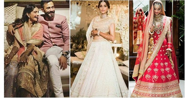 Sonam Kapoor Wedding Highlights: Latest Pics & Videos