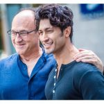 Bollywood actor Vidyut Jammwal with Hollywood director Chuck Russell